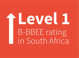 Hatch Level 1 B-BBEE rating in South Africa