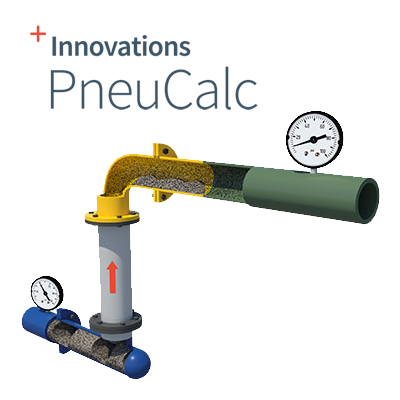 PneuCalc pneumatic conveying systems