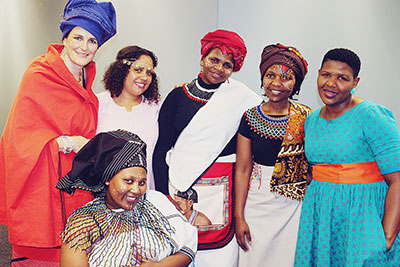 Hatch staff in our South Africa offices celebrated Heritage Day with events to recognize the diversity of our employees