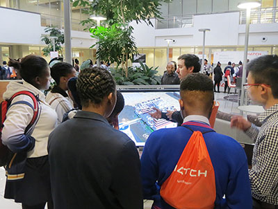 Hatch hosted more than 80 students for Consulting Engineer of South Africa's Job Shadowing Initative