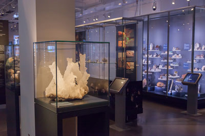 AGO Mineral Collection