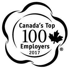 Canada's top employer 2017