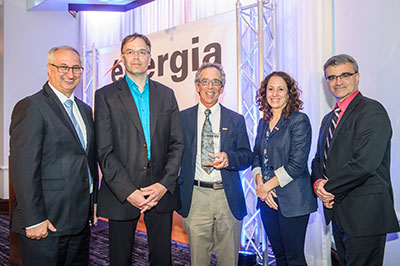 Hatch won the AQME Energia Technological Innovation Award for an energy efficiency project that reduces fuel oil consumption in casthouse furnaces.