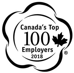 Hatch named one of Canada's Top 100 employers for 2018