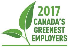 2017 Canada's Greenest Employers