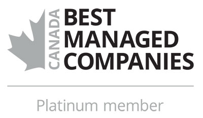 Hatch has achieved Platinum Club status from Canada's Best Managed Companies for the fifth year in a row.