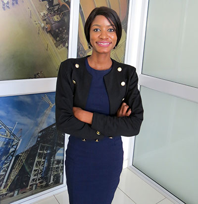 Innocentia Mahlangu has been named one of 2018's '200 Young South Africans' to watch