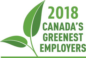 Hatch named one of Canada's Greenest Employers for 2018