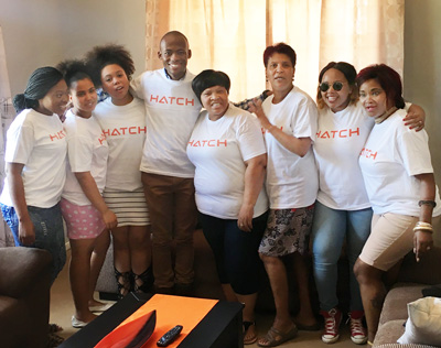 The Women to Women shelter in Kimberley received furniture for their facility that was used during the construction of the project.