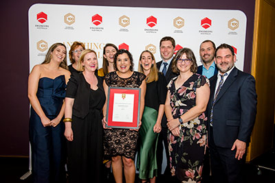 Hatch awarded Most Outstanding Company in Gender Diversity in Australia