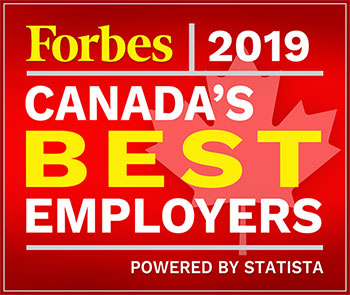 Hatch maintains a standing in Forbes Canada's Best Employer ranking