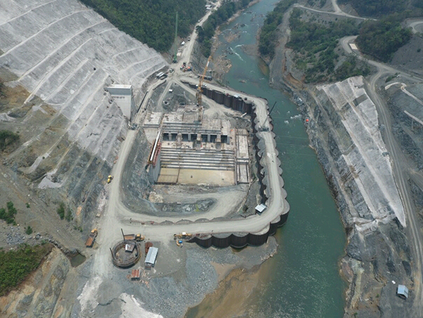 Oxec II hydroelectric project, Guatemala