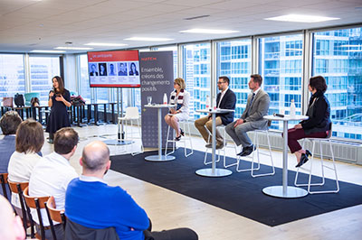 Hatch hosts panel discussion to explore best practices in diversity and inclusion