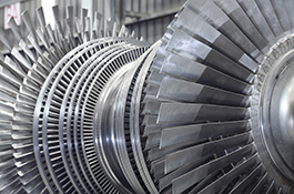 Cogeneration Power Turbine