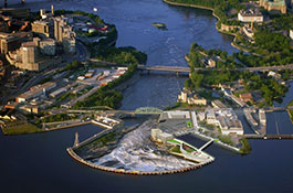 Chaudiere Energy project