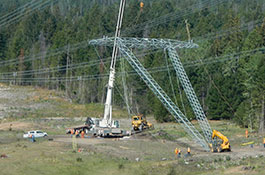 Interior to Lower Mainland Transmission Project thumb image