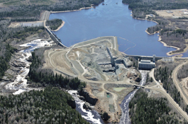 Lower Mattagami River Project image