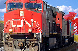 Engineering Services to Canadian National Railway