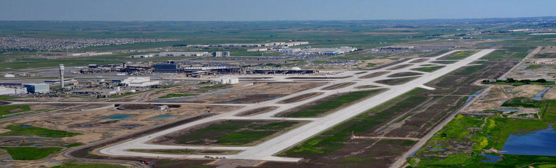 Calgary International Airport Runway Development Project