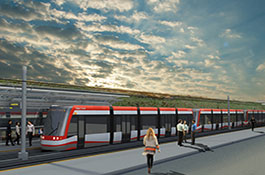 The Calgary Green Line LRT: TOD services and economics
