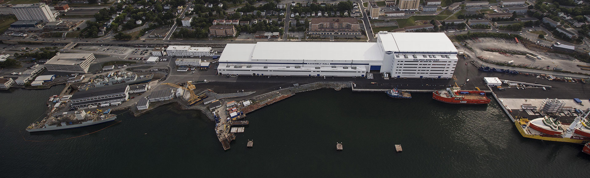 Halifax Shipyard Modernization Program