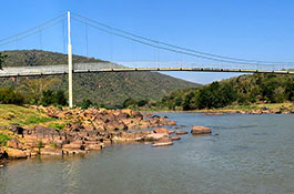 Tugela River Pedestrian Bridge