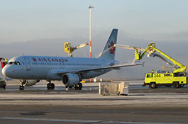 Vancouver Airport W4 deicing pad project - Thumbnail