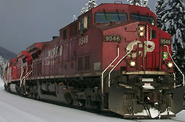 Engineering Services to Canadian Pacific Railway