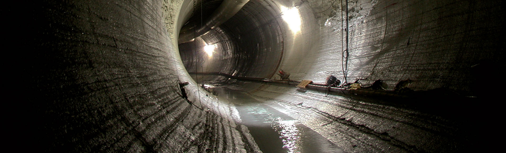 Elm Road GS Water Intake Tunnel