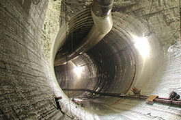 Elm Road GS Water Intake Tunnel thumbnail