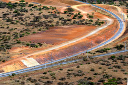 King Transnet Freight Railway Mainline Deviation Project