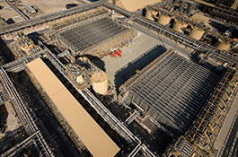 The Al Taweelah tube digestion facility