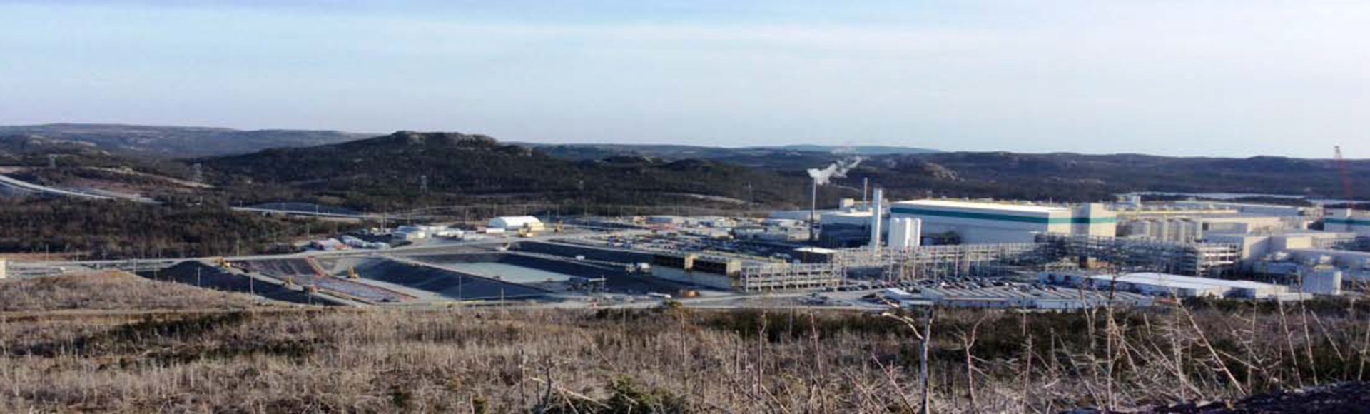 Long Harbour Processing Plant