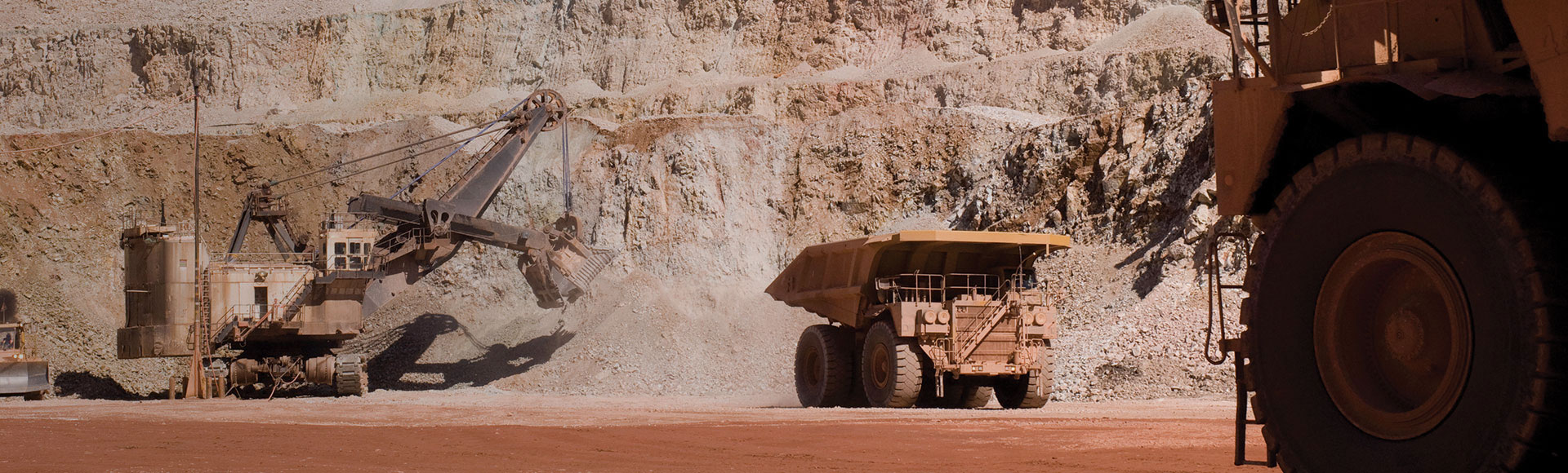 Gold Mine in Western Australia