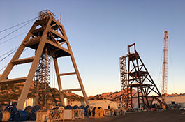 Resolution Copper Mine — No. 9 Shaft Deepening Project