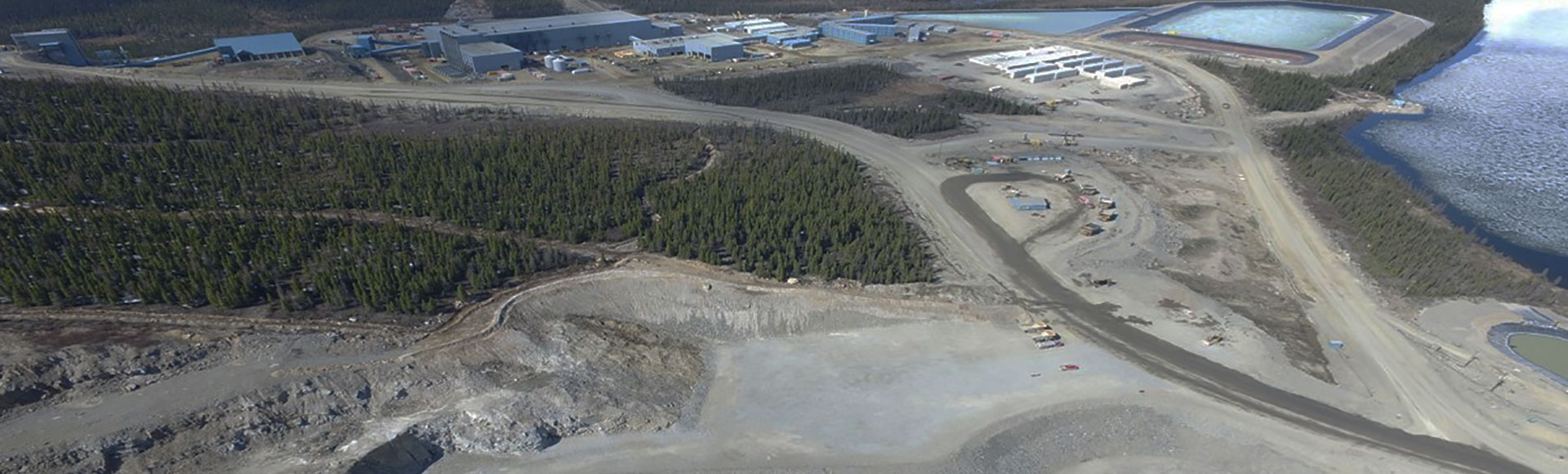 Voisey's Bay Mine Site, courtesy of Vale Canada Limited.