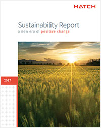 Hatch Sustainability Report